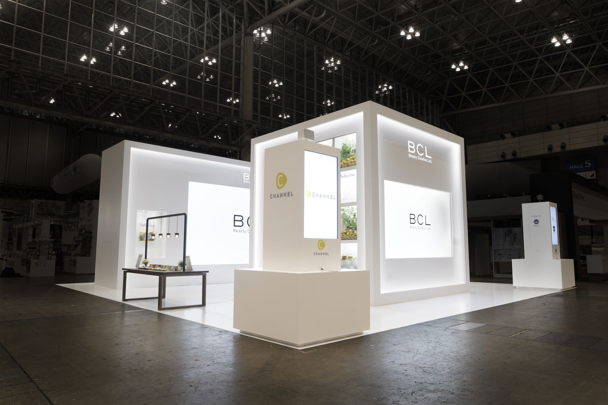 JAPAN Drug Store Show 2018 / BCL Booth