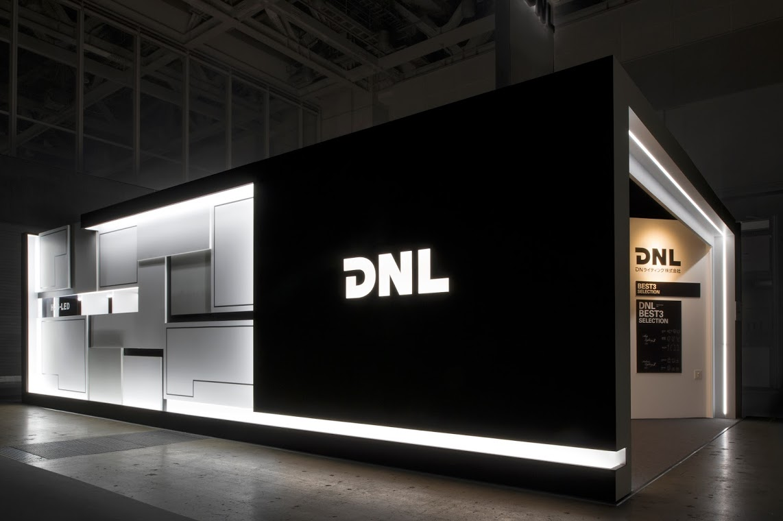 LED Next Stage 2014 / DN Lighting Booth