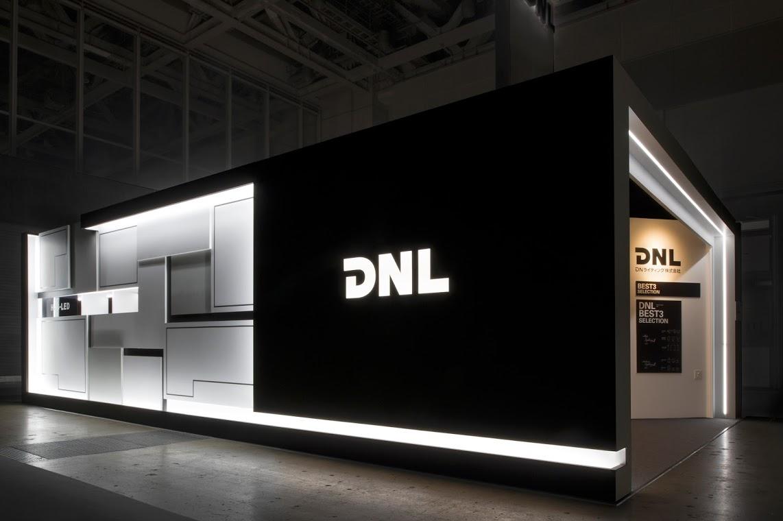 LED Next Stage 2014 / DNライティングブース