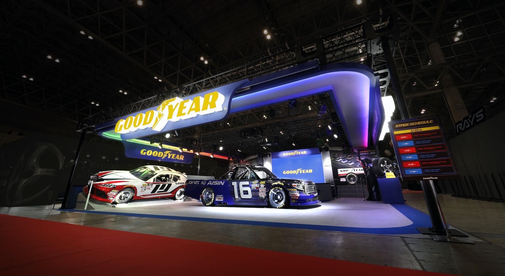 Tokyo Auto Salon 2019 / Japan GOOD YEAR Booth