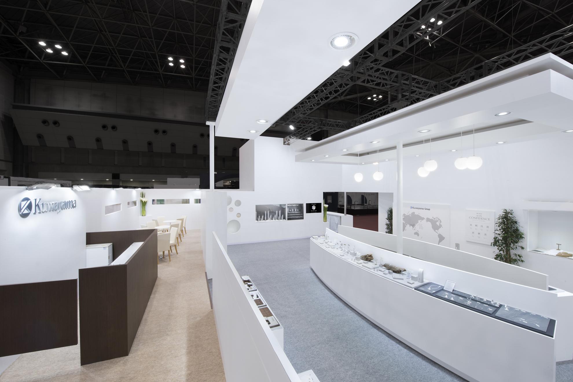 第27回 東京国際宝飾展 2016 / 桑山ブース
