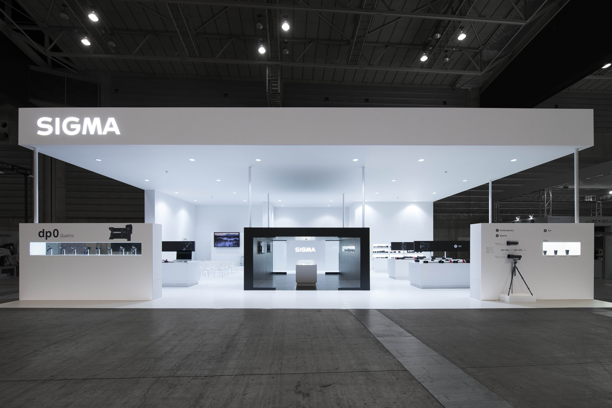 CP+2015 / SIGMA Booth