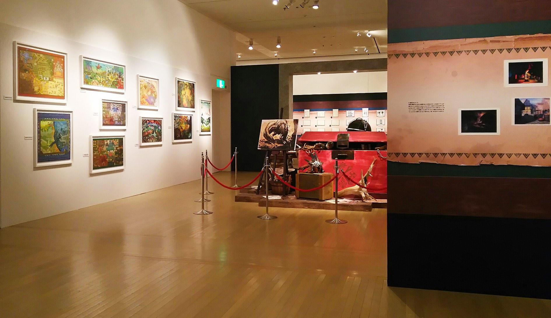 モンスターハンター ミュージアム in 大阪文化館・天保山