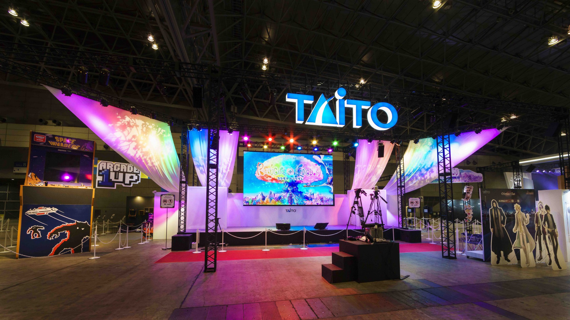 Tokyo Game Show 2019 / TAITO Booth