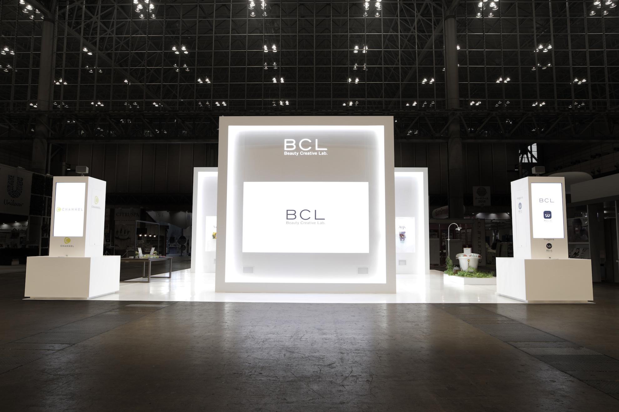 JAPANドラッグストアショー2018 / BCLブース