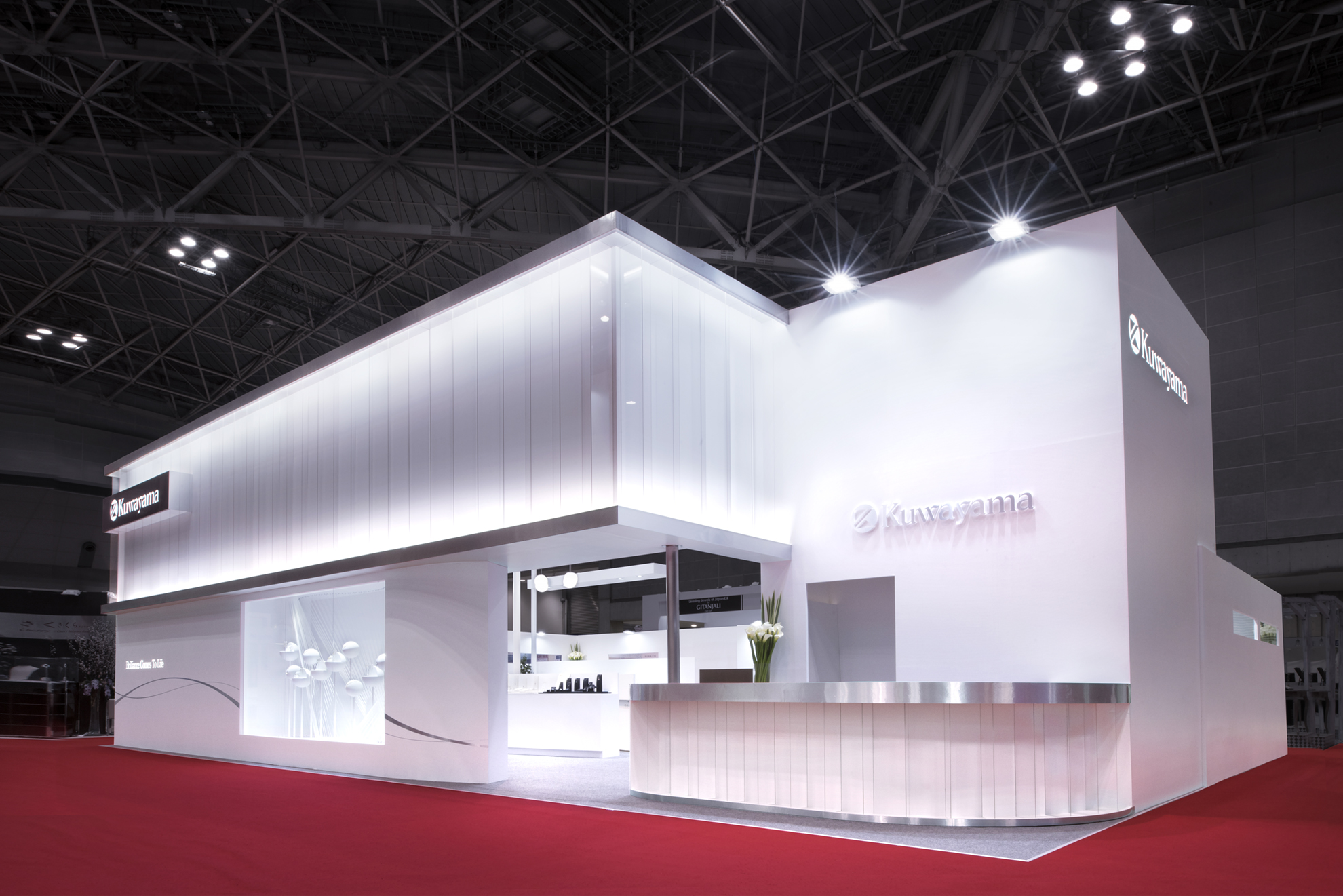 27th Tokyo International Jewelry Exhibition 2016 / Kuwayama Booth