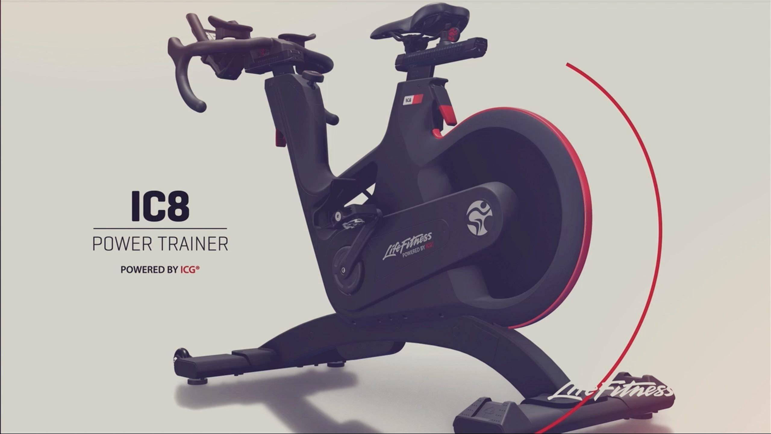 Life Fitness New Product Presentation Movie