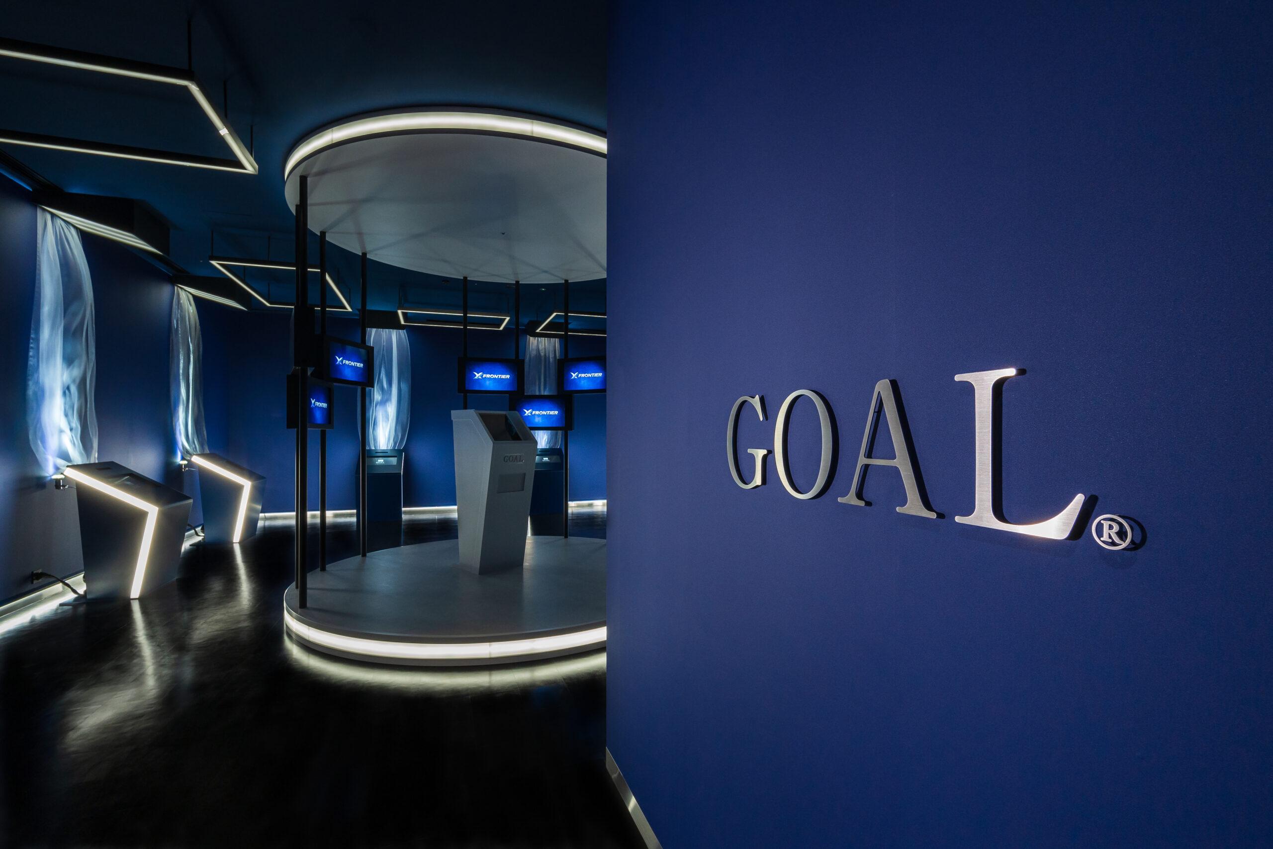 SGホールディングスグループ「GOAL®」ショールーム